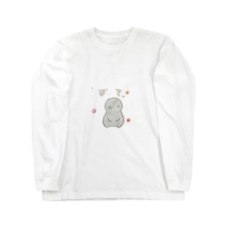 ミイラの飼い方 Long sleeve T-shirts