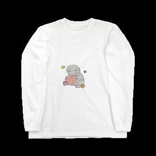 ホストのミイラの飼い方 Long sleeve T-shirts