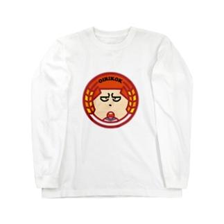パ紋No.2986 OIRIKOK Long sleeve T-shirts