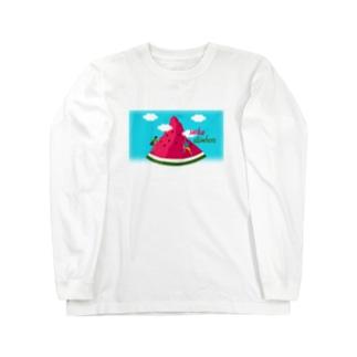 スイカクライマーズ Long Sleeve T-Shirt