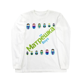 Matryoshkaboys Long sleeve T-shirts
