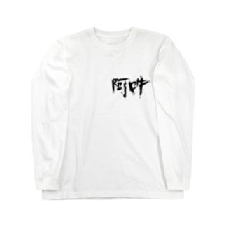阿吽 Long sleeve T-shirts