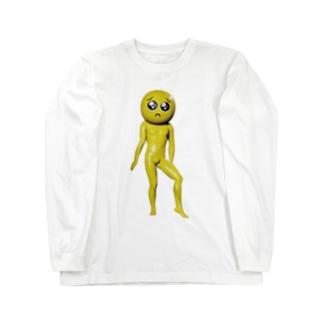 かわいいPIEN Long sleeve T-shirts