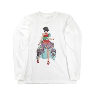 Ericaさま Long sleeve T-shirts