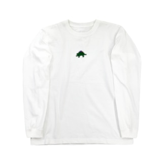 恐竜くん Long sleeve T-shirts