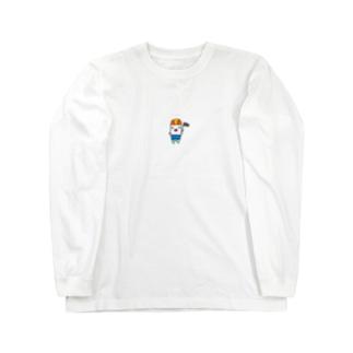 夏にひたる奴 Long sleeve T-shirts