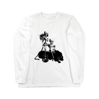ハーケンクロイツ Long sleeve T-shirts