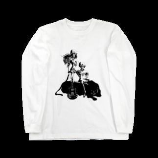 gashaのハーケンクロイツ Long sleeve T-shirts