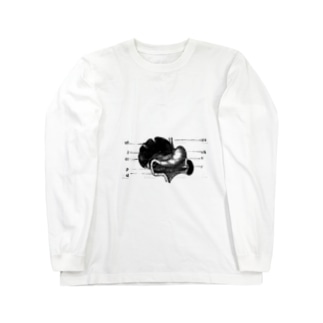 思考回路の末 Long sleeve T-shirts