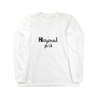 バガヴァッド・ギータ― Long sleeve T-shirts