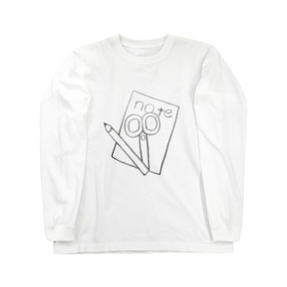 なごみのぶんぼうぐ Long sleeve T-shirts