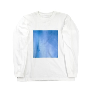 青世界 / Blue feeling Long sleeve T-shirts