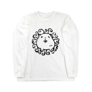 くさいモルモット Long sleeve T-shirts
