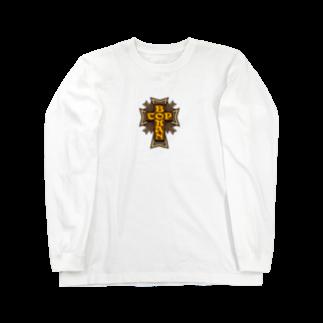 2753GRAPHICSのクロスTEE Long sleeve T-shirts
