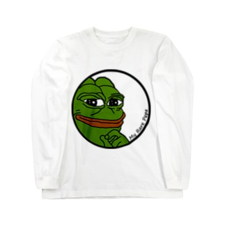 PEPE-BIG Long sleeve T-shirts