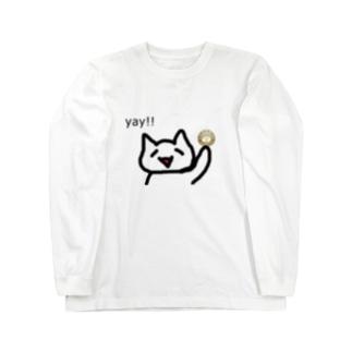 WACKWATANABE Long sleeve T-shirts