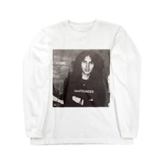 """FOUNDER"" T-shirts Long sleeve T-shirts"