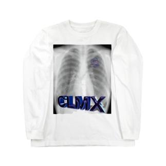 """X-RAY"" LOGO Long sleeve T-shirts"