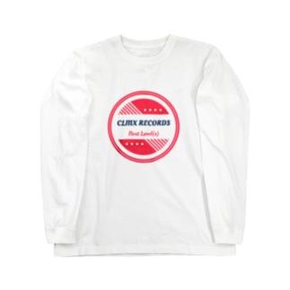 American CLMX LOGO Long sleeve T-shirts
