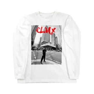 """Monochrome"" CLMX T-shirts Long sleeve T-shirts"
