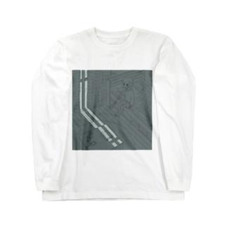 朝が来る Long sleeve T-shirts