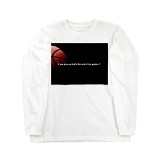 END GAME Long sleeve T-shirts