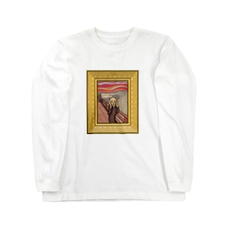 叫び! Long sleeve T-shirts