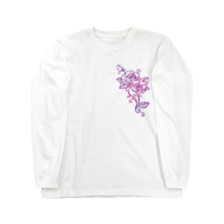 悪魔ローズ・ミニ Long Sleeve T-Shirt