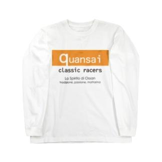 関西クラシックレーサーズ Long sleeve T-shirts