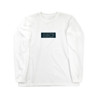 Connected 卍 Patterns Long sleeve T-shirts