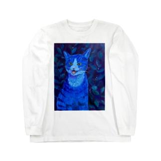 にゃっ! Long Sleeve T-Shirt