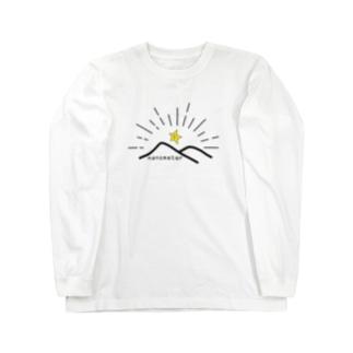 nanometer一番星ロングTシャツ Long sleeve T-shirts