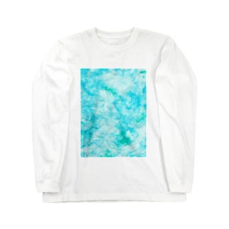 Sky Paper Long sleeve T-shirts