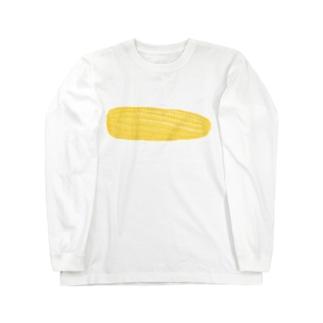 とうきび一本 Long Sleeve T-Shirt