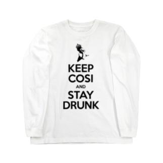 Bar Cosi Cosi Long sleeve T-shirts