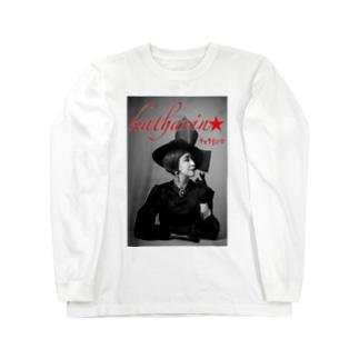 katharin Long sleeve T-shirts