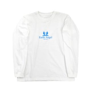 Earth Angel Long sleeve T-shirts