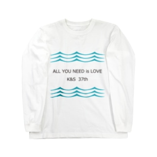 37th その2 Long sleeve T-shirts