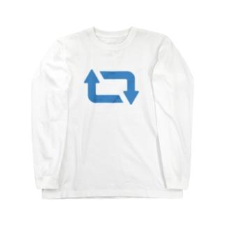 Retweet Long sleeve T-shirts