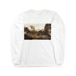 ウェールズ1-taisteal-タシテル- Long sleeve T-shirts