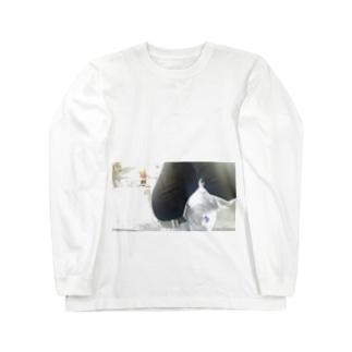 つまってる Long sleeve T-shirts
