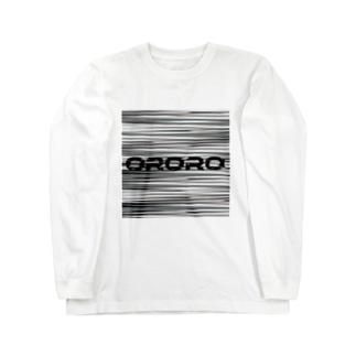 しろくろろ Long sleeve T-shirts