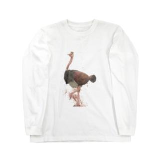 キング・オブ・ダチョウクラブ Long sleeve T-shirts