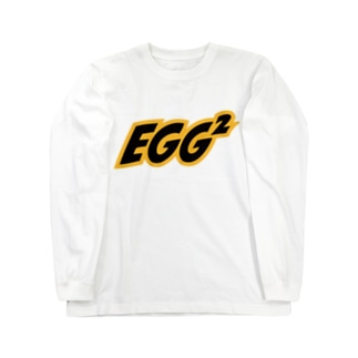 EGG² Logo Long T-shirts Long Sleeve T-Shirt