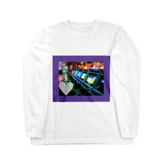 gamecenter@@ Long sleeve T-shirts
