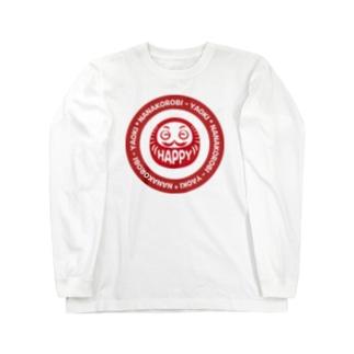NANAKOROBI-YAOKI Long Sleeve T-Shirt