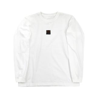 デフレ Long sleeve T-shirts