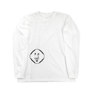 へんぽこ Long sleeve T-shirts