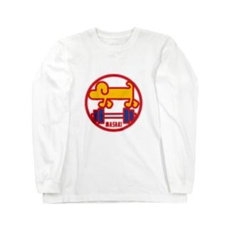 パ紋No.3004 MASAKI  Long sleeve T-shirts