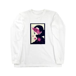 WAM Long sleeve T-shirts